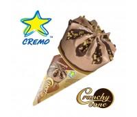 Cremo Crunchy Cone Chocolate